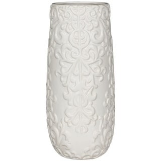 Link to White Filigree Vase Similar Items in Decorative Accessories