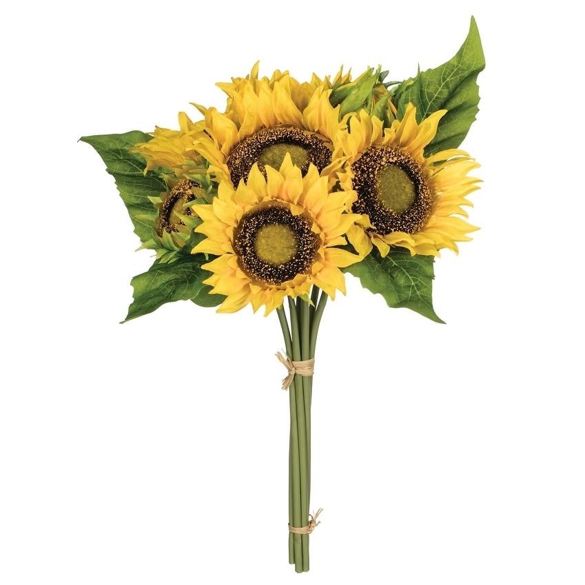 Sunflower Bouquet Overstock 27704558