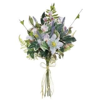 Clematis, Sweet Pea & Lavender Bush