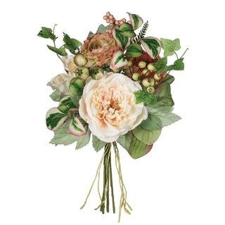 Peony, Ranunculus & Berry Bouquet