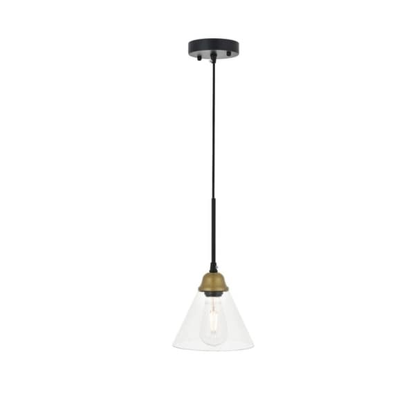 Histoire 1 light chrome Pendant. Opens flyout.
