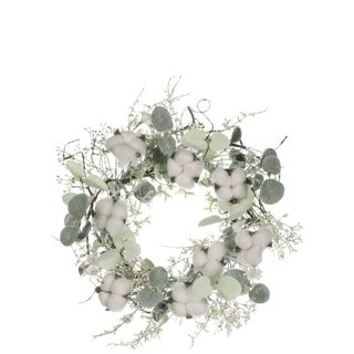 Cotton & Eucalyptus Accent Ring