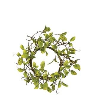 Leaf & Twig Accent Ring
