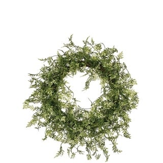 Wisteria Wreath