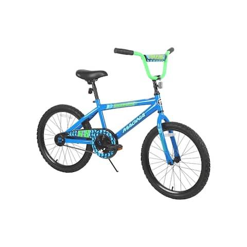 "Magna Powerslide 20"" Bike - Blue"