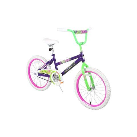 """Magna Girls Rule 20"""" Bike - Purple"""