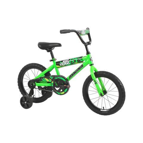 "Magna Rip Traxx 16"" Bike - Green"