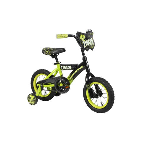 "Air Zone Zinger 12"" Bike - Black"