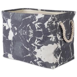 DII Marble Decorative Storage Bin