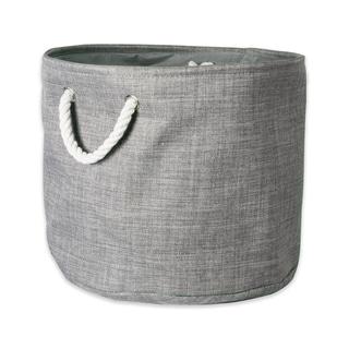DII Round Variegated Decorative Storage Bin