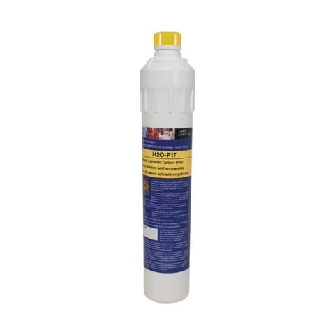 Watts Pure H2O Carbon Replacement Filter For Under Sink