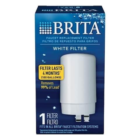 Brita Faucet Replacement Filter 100 gal.