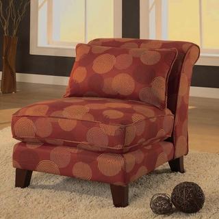 Slipper Russet Chair