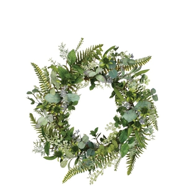 Herbal Wreath. Opens flyout.