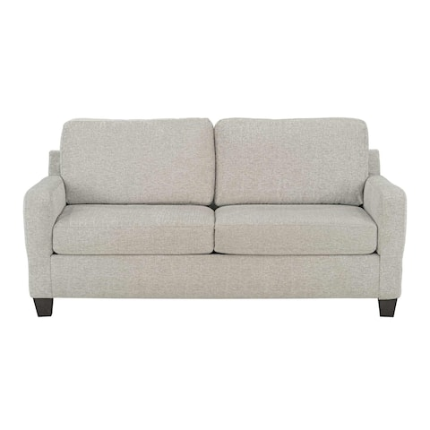Kotter Home Grey Two-Seat Sofa