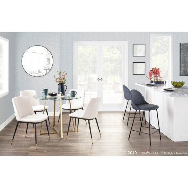 Carson Carrington Culnady Upholstered Dining Chair (Set of 2)