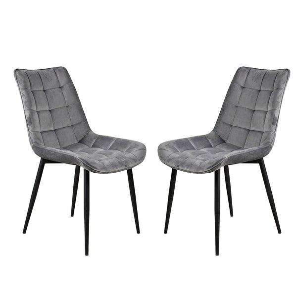 Shop Harper & Bright Designs High-end Velvet Dining Chairs
