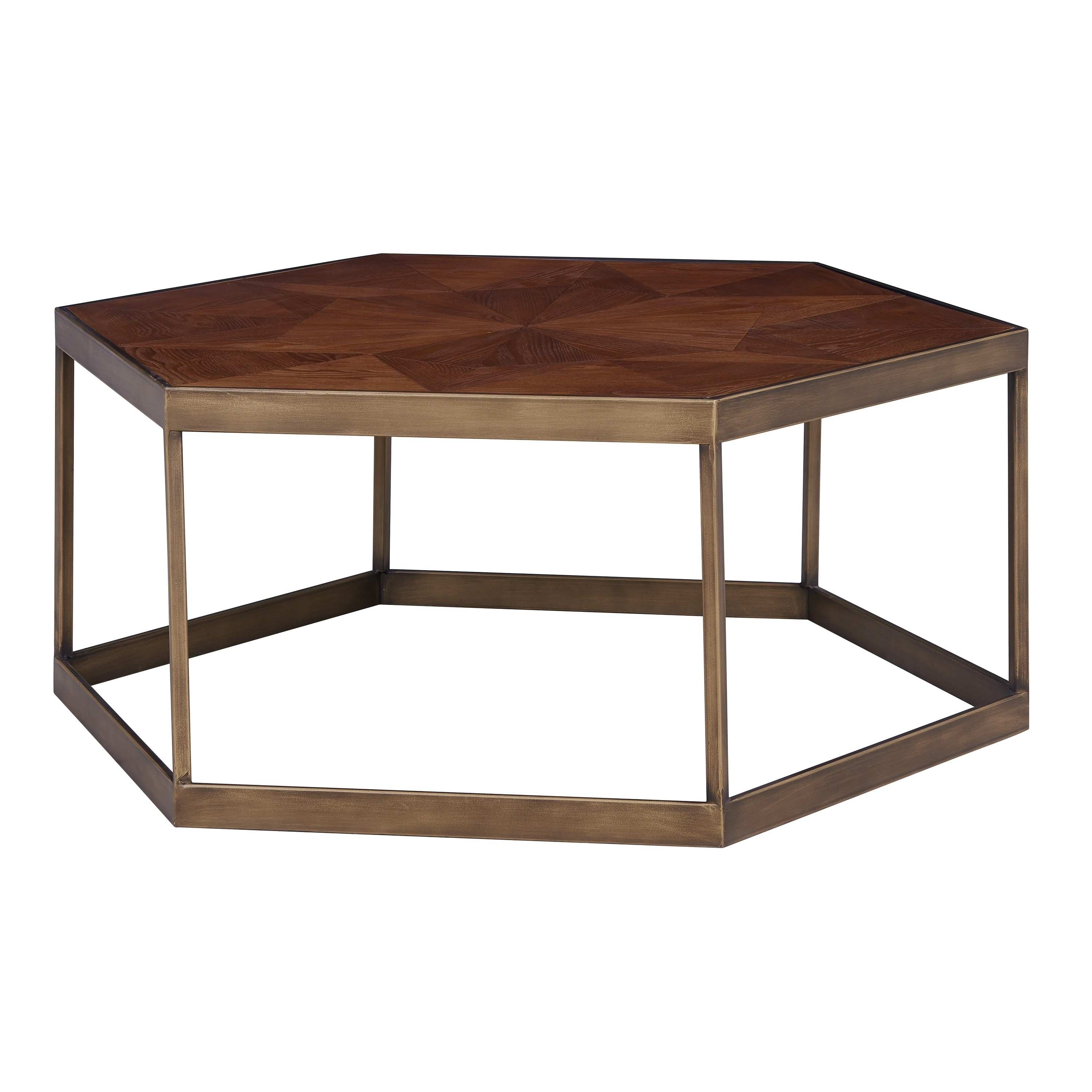 Shop Dax Hexagon Coffee Table On Sale Free Shipping Today