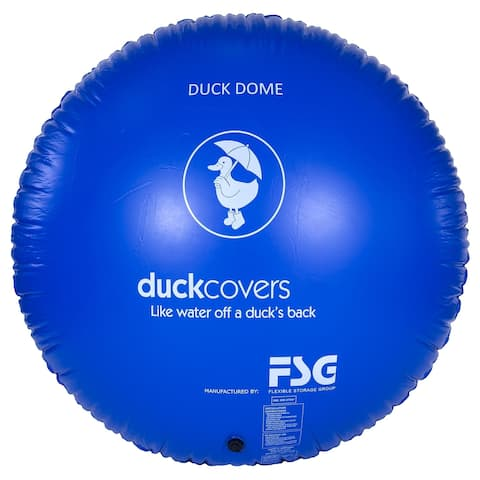 """Duck Covers Duck Dome Airbag, 54""""DIA x 24""""H - 54""""DIA x 24""""H"""