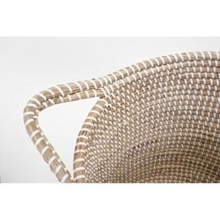 Tona Baskets with Handles - Set of 3