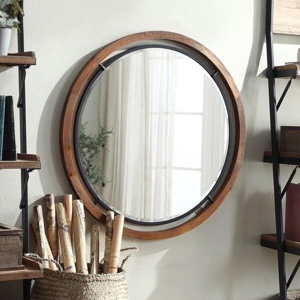 Carbon Loft Justyna Wall Mirror