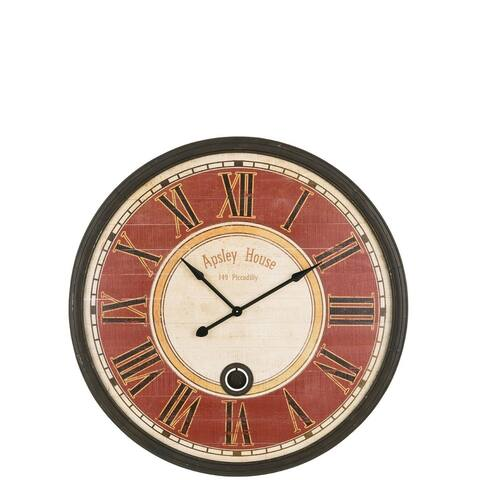 Apsley House Wall Clock