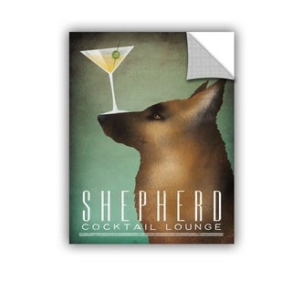 Link to ArtWall Shepherd Martini Removable Wall Art Mural Similar Items in Vinyl Wall Art