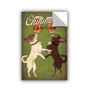 Link to ArtWall Double Chihuahua Removable Wall Art Mural Similar Items in Vinyl Wall Art