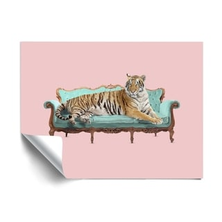 Link to ArtWall Lazy Tiger Removable Wall Art Mural Similar Items in Vinyl Wall Art