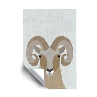 Link to ArtWall Bighorn Sheep Removable Wall Art Mural Similar Items in Vinyl Wall Art