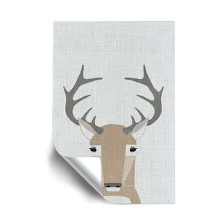 Link to ArtWall Whitetail Deer Removable Wall Art Mural Similar Items in Vinyl Wall Art