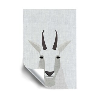 Link to ArtWall Mountain Goat Removable Wall Art Mural Similar Items in Vinyl Wall Art