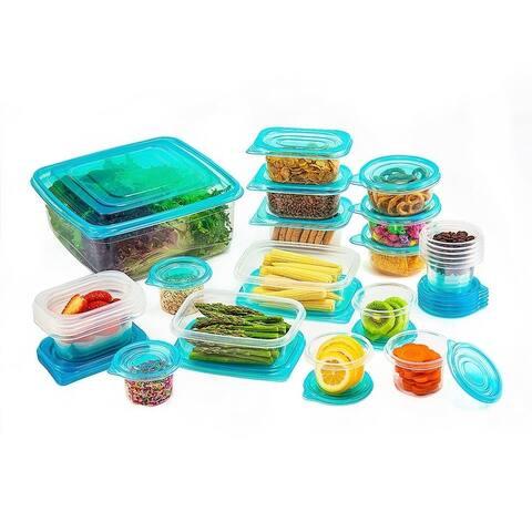 KitchenWorthy 46 Piece Storage Set