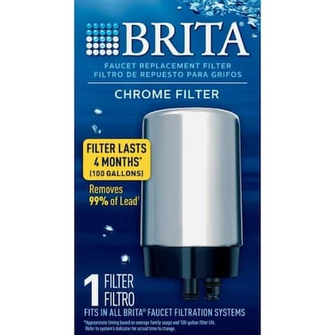 Brita Replacement Filter For Pitchers 100 gal.
