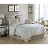 Veratex Avenal 4 Piece Comforter Set
