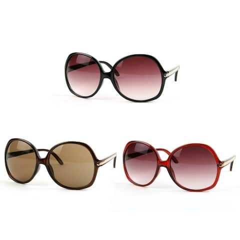 Oversized Women's Fashion Chic Sunglasses P3027