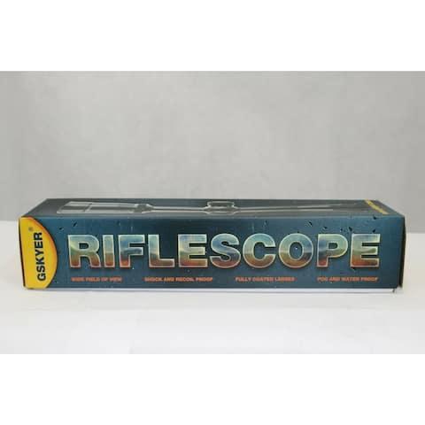 GSKYER Riflescope 2-7X32SIR
