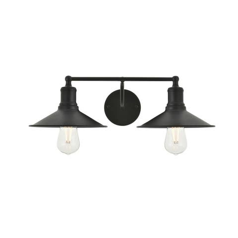 Nora 2 light Wall Sconce