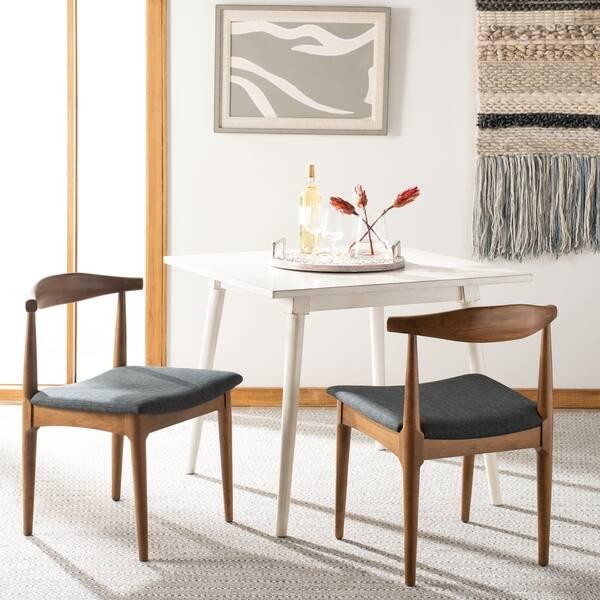Shop Safavieh Lionel Retro Dining Chair (Set of 2) - On Sale ...