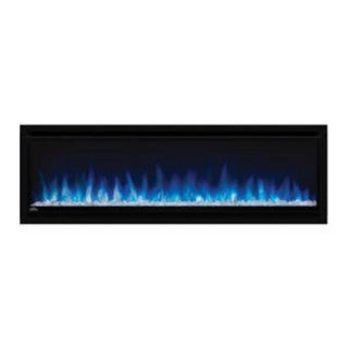 Napolean Alluravision Deep Depth 100-inch Wall Mount Electric Fireplace