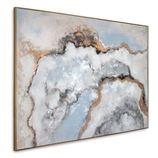 Alliette Framed Canvas