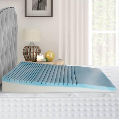 Thomasville Gel Memory Foam Body Wedge Pillow