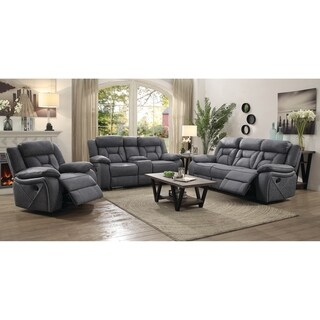 Orson 3-piece Reclining Living Room Set