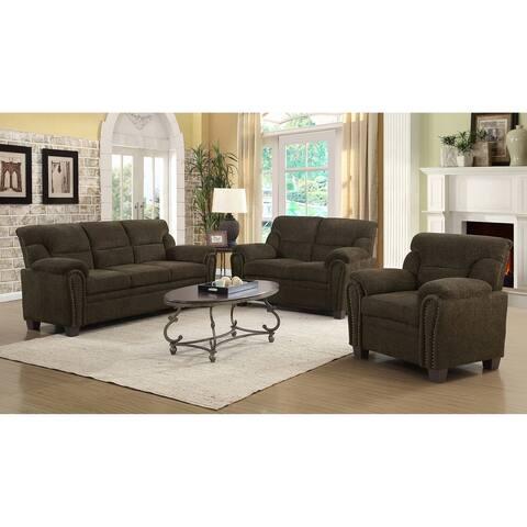 Copper Grove Jallieu 3-piece Living Room Set