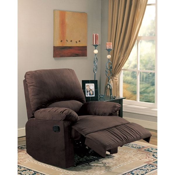 Cinzia Casual Ultra Padded Motion Recliner