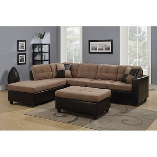 Preston Casual Reversible Sectional