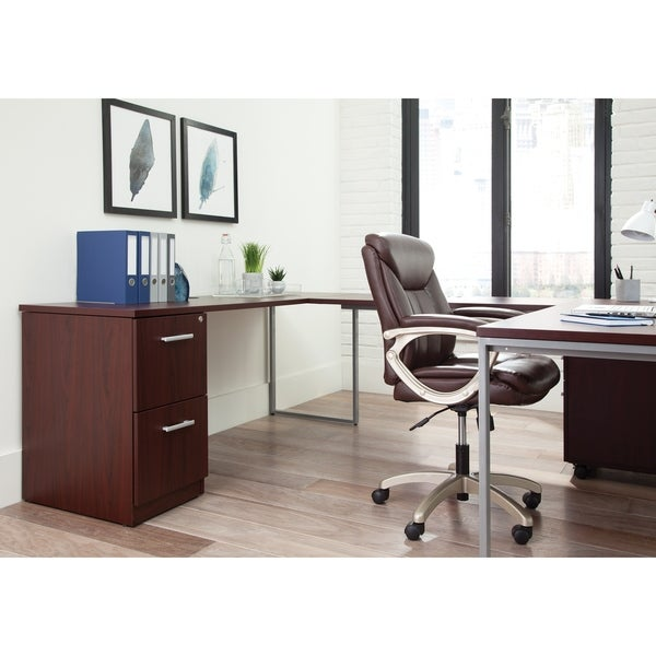Model ESS-6020 Essentials by OFM Executive Office Chair with Arms