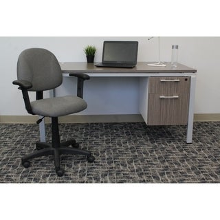 Boss Deluxe Posture Chair with Adjustable Arms