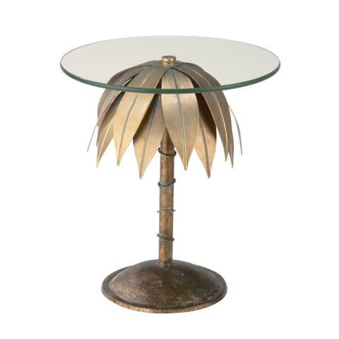Small Palm Tree Cake Stand