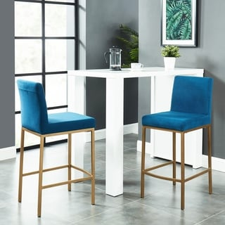 """Diego-26"""" Counter Stool, Set of 2"""